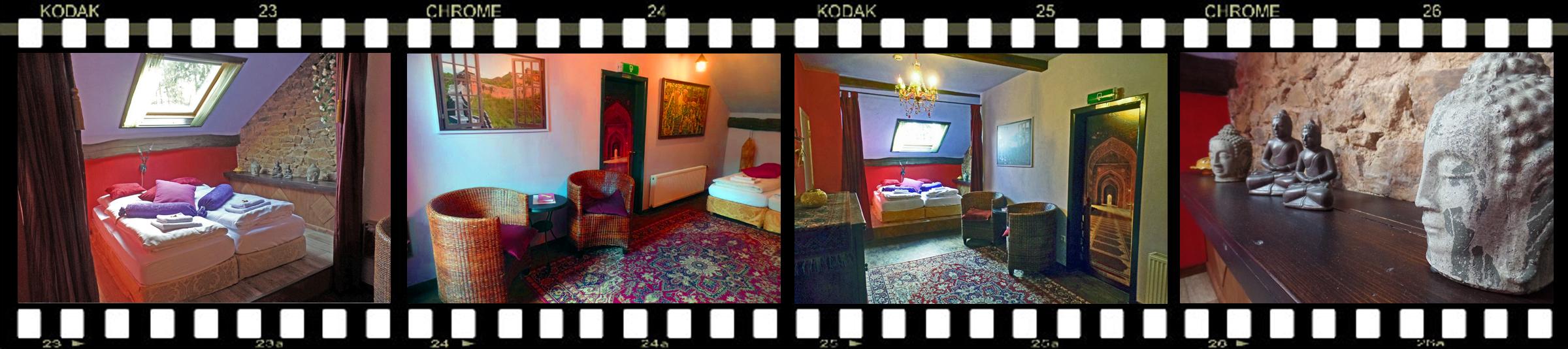 Oosterse kamer bed breakfast bo temps - Kamer sfeer ...