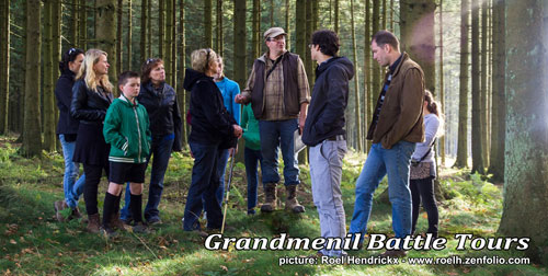 battle tour ardennen-B&B ardennen