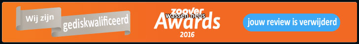Zoover-awards-2016-gediskwalificeerd
