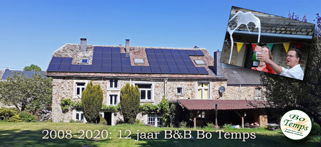 bed and breakfast ardennen Bo Temps